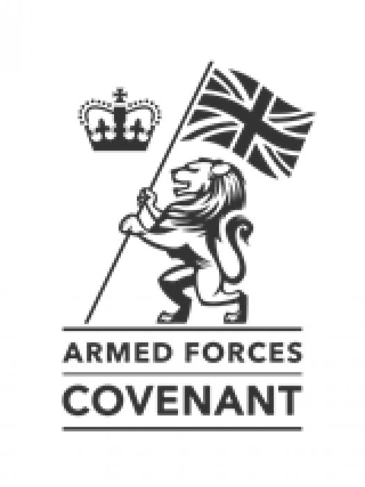 AMC armed forcescovenant  logo