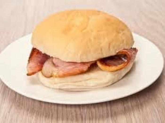 AMC bacon rolls