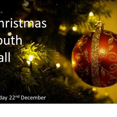 AMC Christmas youth ball