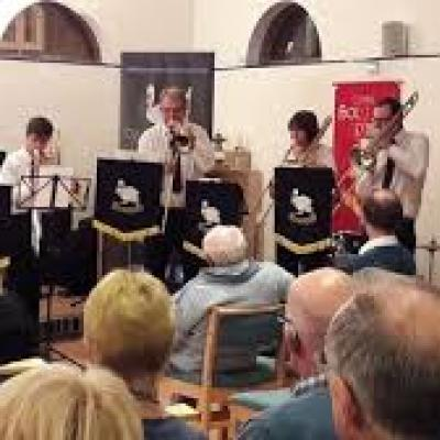 AMC Ellesborough Brass at F Leys