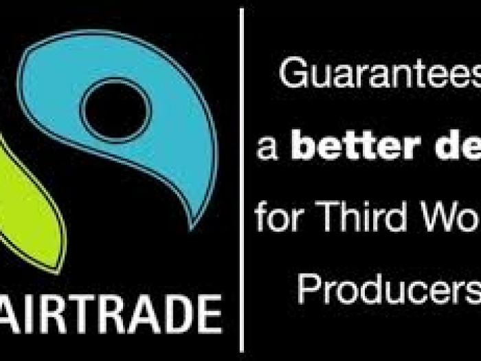 AMC fairtrade slogan