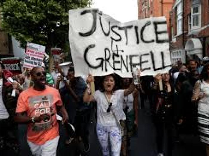 AMC Grenfell justice