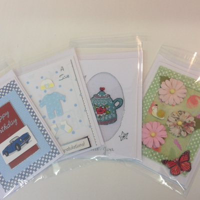 AMC Handmade cards (2)