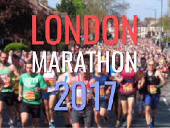 AMC London marathon 2017 2
