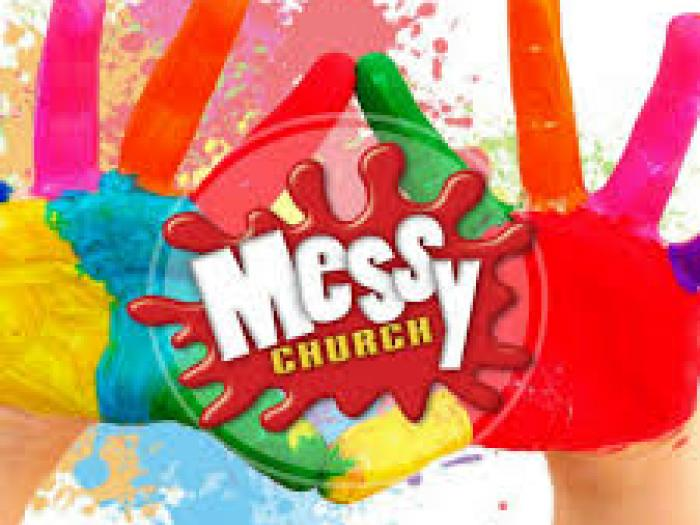 AMC messy church peckham