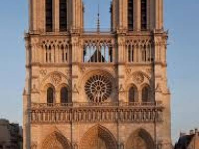 AMC Notre Dame towers