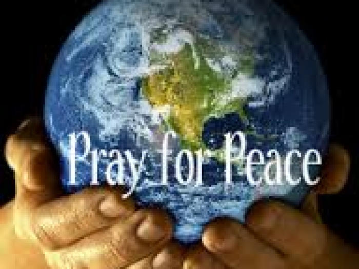 AMC pray for peace