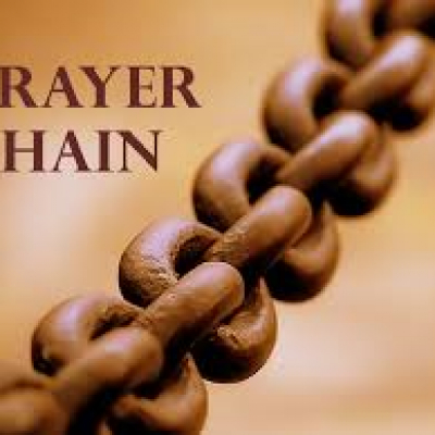 AMC prayer chain