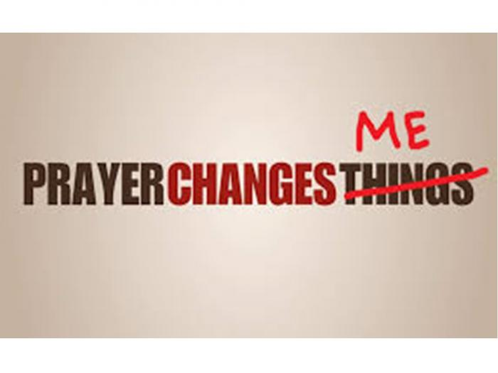 AMC prayer changes me
