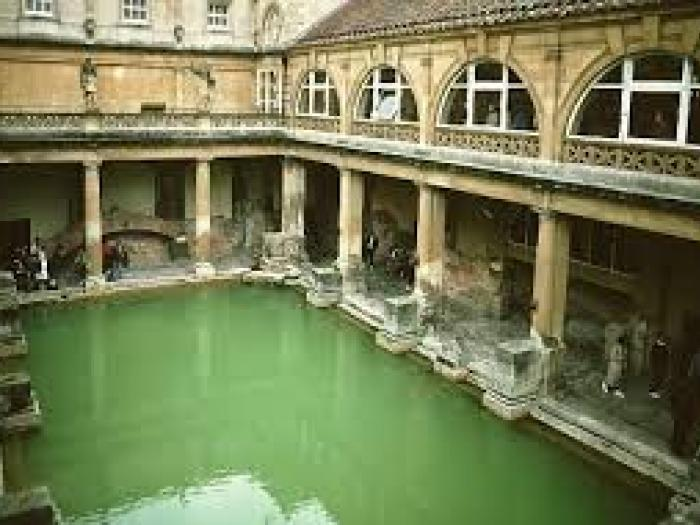 AMC Roman baths