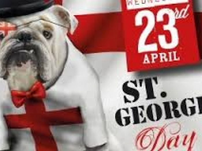 AMC St georges day