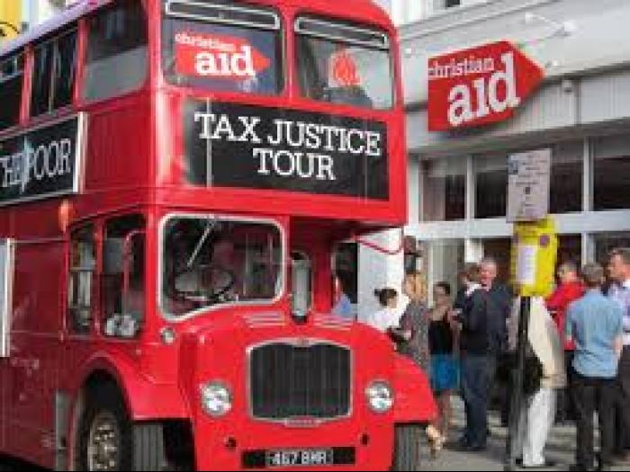 AMC Tax London bus