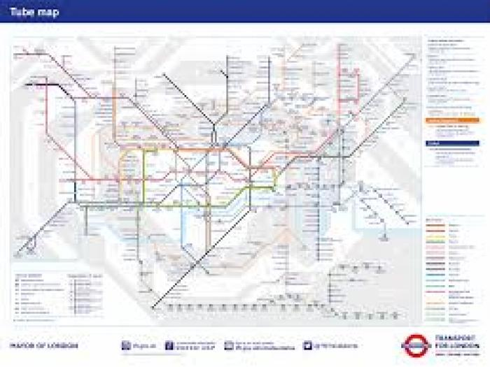 AMC tube map